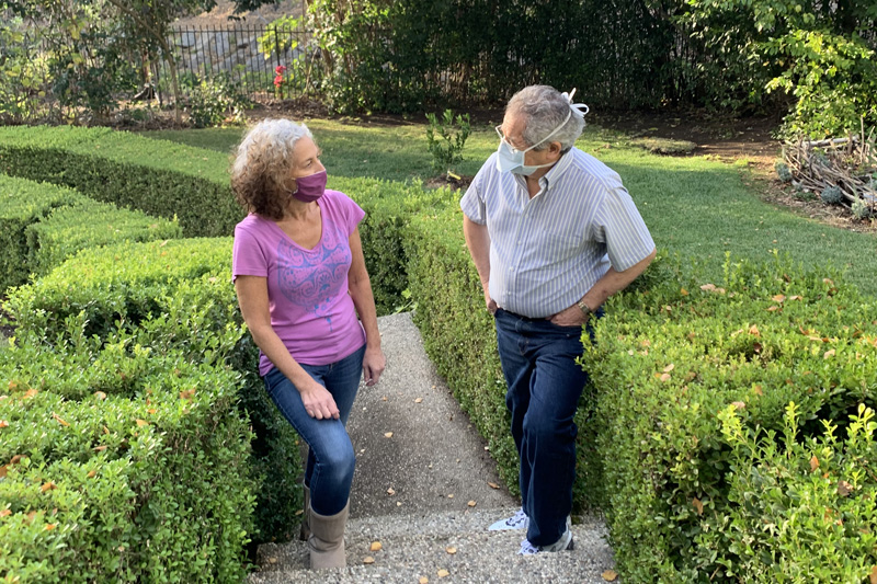 Connecting with Seniors - Outdoor Activities